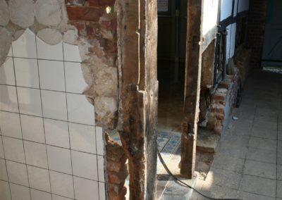 Altbausanierung Eichenfachwerkhaus (5)